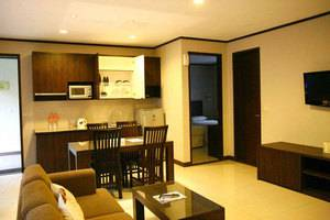 Summer Hill Private Villas & Family Hotel Bandung - Kitchen Villa
