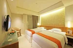 Adhi Jaya Sunset Hotel Bali - Deluxe Twin