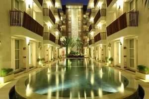 Adhi Jaya Sunset Hotel Bali - Kolam Renang