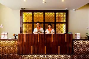 Adhi Jaya Sunset Hotel Bali -  lobi