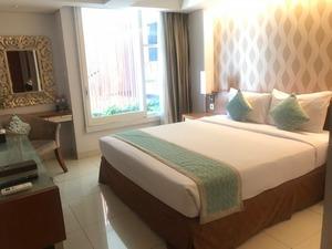 Adhi Jaya Sunset Hotel Bali - Deluxe Terrace