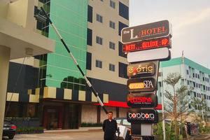 The L Hotel Entertainment Batam - Tampak Depan