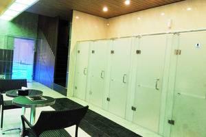 The L Hotel Entertainment Batam - Toilet