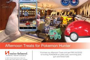 Swiss-Belhotel Pondok Indah Jakarta - Mencari Pokemon
