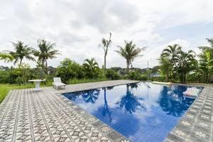 RedDoorz @Pandu Kuta Utara Bali - Kolam Renang