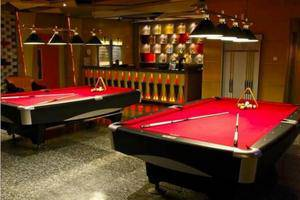FM7 Resort Hotel Jakarta - Sports Bar