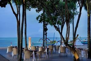 Segara Hotel Bali - Pemandangan laut