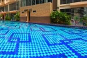 Centro City Service Apartment Jakarta - Swimming Pool