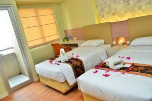 Centro City Service Apartment Jakarta - Kamar Superior Twin