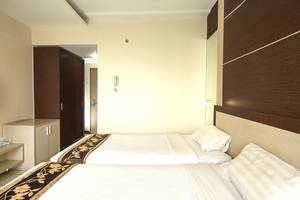 Centro City Service Apartment Jakarta - Superior Twin Bedroom