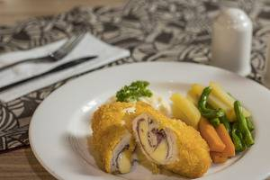 Centro City Service Apartment Jakarta - Chicken Gordon Blue