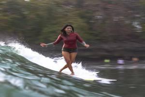 Beach Corner Pangandaran - Surfing