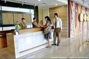 Ros In Hotel Yogyakarta - Resepsionis