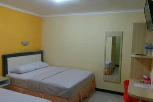 Galaxy Guest House Surabaya - Kamar tamu