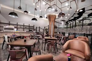 favehotel S. Parman Medan - Mezzanine Lounge