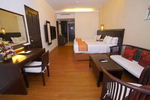 Best Western Resort  Kuta - Deluxe Room