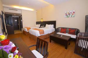 Best Western Resort  Kuta - Deluxe Room