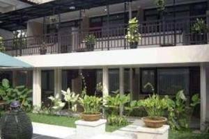 Hotel Guntur Bandung - Exterior