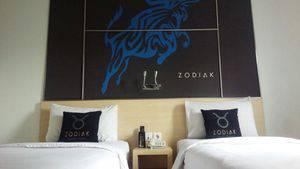Zodiak Paskal Hotel Bandung - TWIN ROOM