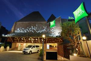 Ibis Styles Bali Kuta Circle   - Pintu masuk hotel 2