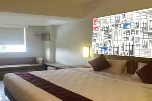 Grand Cordela Hotel Bandung - Kamar tamu