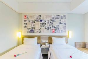 Grand Cordela Hotel Bandung - Deluxe Smart Twin