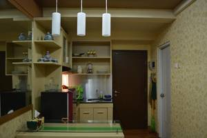 The Suites @ Metro C16-01 by Homtel Bandung - dapur