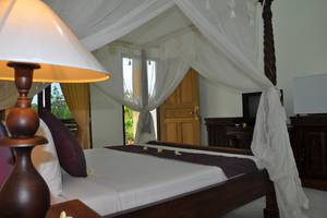 Uma Sari Cottage Bali - kamar deluxe baru