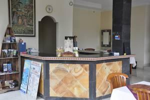 Uma Sari Cottage Bali - Resepsionis