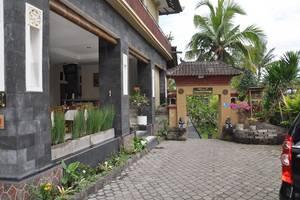 Uma Sari Cottage Bali - Area parkir
