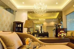 The Luxe Guest House Balikpapan - Lobi