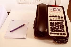FOX HARRIS Hotel Pekanbaru - Telephone