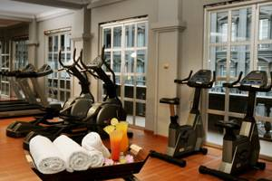 GH Universal Hotel Bandung - Fitness Centre (HI-22/11/2013)