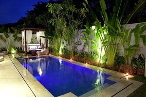 Anema Resort Gili Lombok - Kolam Renang