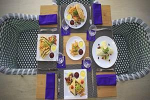 Anema Resort Gili Lombok - Makanan
