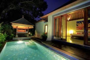 Kyriad Villa & Hotel Seminyak - Villa Kamar