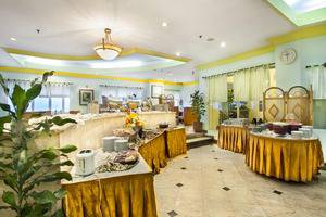 Hotel Nalendra Bandung - restaurant