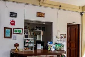 NIDA Rooms Dewi Sartika 4 Tuban Kuta Bali - Resepsionis
