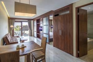 M Suite Bali - Tokyo Suite dengan Jacuzzi