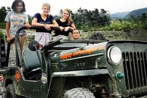 Rumah Roso Homestay Yogyakarta - Layanan Merapi Jeep