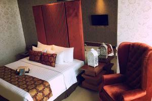 Cinnamon Hotel Boutique Syariah Bandung - Deluxe King