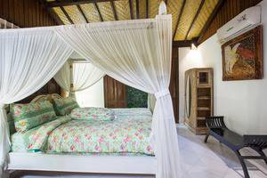 Kubu Ampo Villa Bali - Kamar tidur