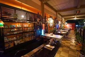 Patria Plaza Hotel Blitar - Kafe