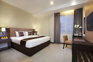 Grage Ramayana Hotel Yogyakarta - Deluxe tempat tidur double