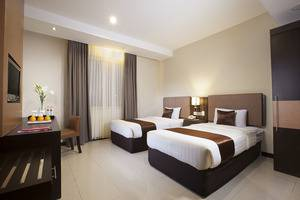 Grage Ramayana Hotel Yogyakarta - Kamar Deluxe tempat tidur twin