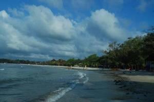 Bandengan Beach Hotel Jepara - Pantai