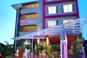 Favehotel Kuta Square 27 Km Dari Bandara Ngurah Rai