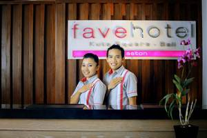 favehotel Kuta - favehotel Kuta Square_Reception Counter