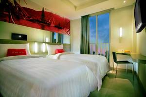 favehotel Kuta - favehotel Kuta Square_Standard Room-Twin Bed
