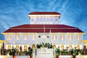 Hermitage Hotel Jakarta - Tampilan Luar Hotel